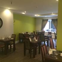 photo of afternoon tea at brome grange hotel restaurant