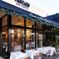 photo of pascal's on ponce restaurant