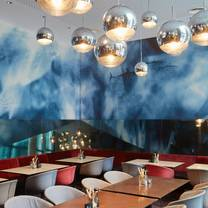 photo of h2o im scandic hamburg emporio restaurant