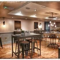 photo of jaime's at hilton london watford restaurant