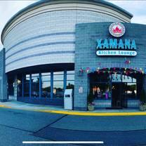 photo of xamana kitchen lounge restaurant