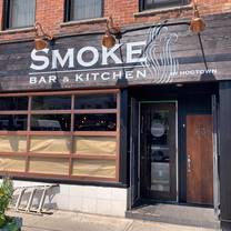 photo of smoke bar & kitchen restaurant