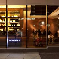 photo of prospect restaurant