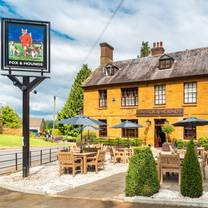 photo of the fox & hounds restaurant