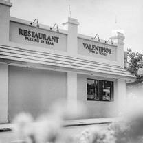photo of valentino's restaurant restaurant