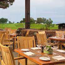 photo of the grill at the lodge at torrey pines restaurant