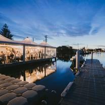 photo of tea gardens boatshed restaurant