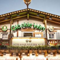 photo of glöckle wirt restaurant