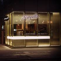photo of scarpetta cannon street restaurant