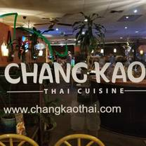photo of chang kao restaurant