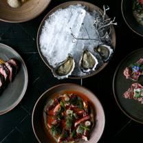 foto van iki-jime, seafood by vue restaurant