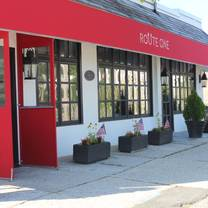 photo of route one restaurant