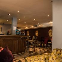 photo of king's grill at mecure darlington kings hotel restaurant