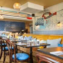 photo of the bridge bar and eatery restaurant