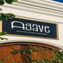 foto de restaurante agave