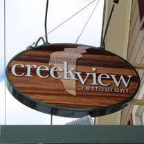 photo of creekview restaurant restaurant