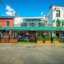 photo of the locke bar restaurant