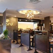 photo of naru restaurant - hosu restaurant, inc. restaurant