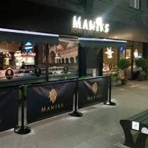 photo of maniks restaurant restaurant