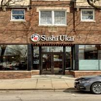foto von sushi ukai - glen ellyn restaurant