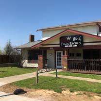 photo of old school pizza tavern restaurant