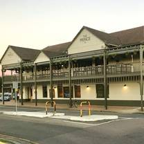 photo of the prince of merewether restaurant
