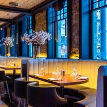 photo of modern ocean restaurant