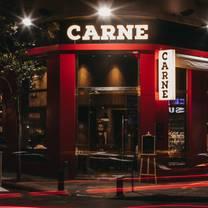 photo of carne restaurant