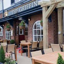 photo of the griffin inn restaurant