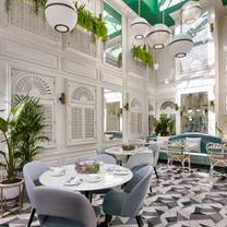 photo of botanica afternoon tea restaurant
