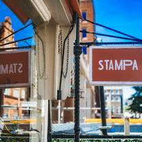 photo of stampa mayfair restaurant