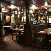 photo of the breslin restaurant