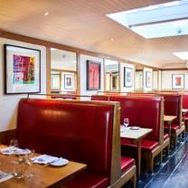 photo of the abingdon restaurant