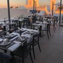 photo of casa di te santorini restaurant