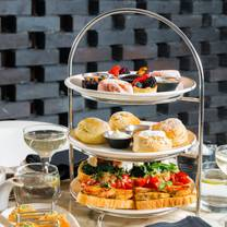 photo of afternoon tea at monmouth kitchen, covent garden restaurant