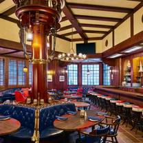 photo of ship tavern at the brown palace restaurant