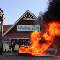 photo of rowleys bay restaurant restaurant
