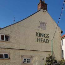 photo of kings head restaurant