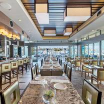 photo of sea level restaurant - shade hotel redondo beach restaurant