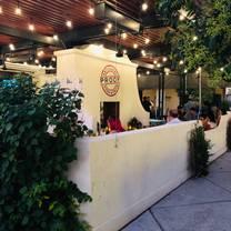 photo of proof artisanal pizza & pasta restaurant