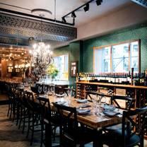 photo of vertical detroit restaurant