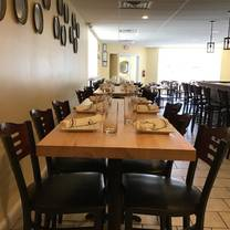 photo of riviera tapas bar restaurant