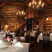 photo of rainbow lodge restaurant