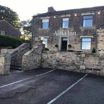 photo of the alma inn restaurant
