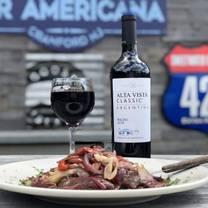 photo of bar americana restaurant