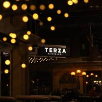 photo of terza restaurant