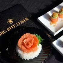 foto von big bite sushi restaurant