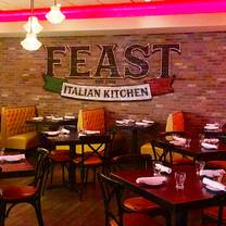 photo of feast italian kitchen restaurant