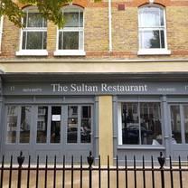 foto van sultan restaurant