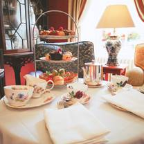 photo of afternoon tea at roganstown hotel and country club restaurant